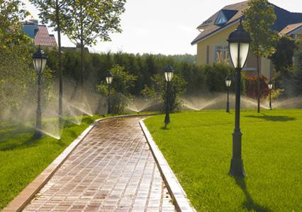 Irrigazione giardini termoidraulica berioli for Progetto irrigazione